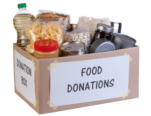 Share your holiday food drive!